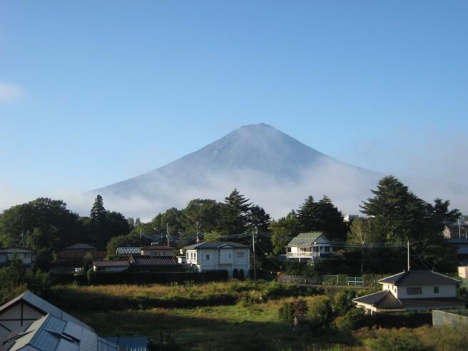 9月19日富士山