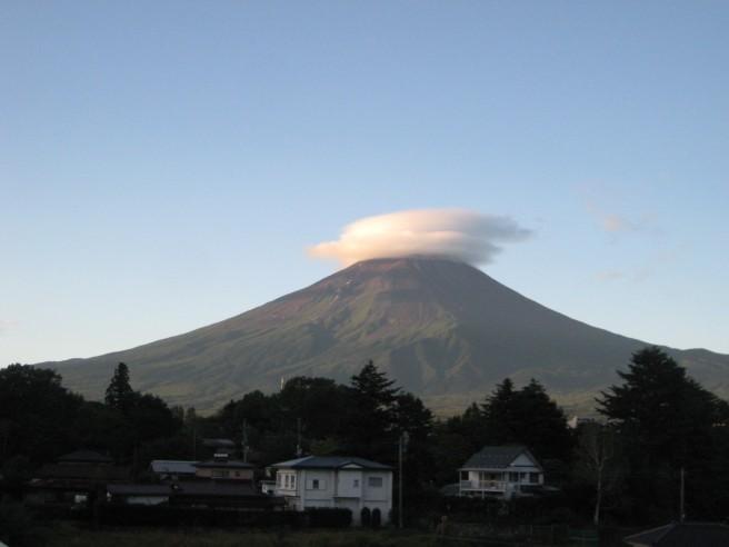 9月22日富士山