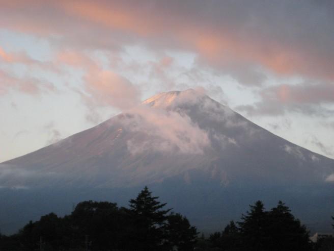 9月24日富士山