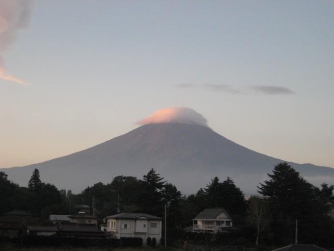 9月30日富士山
