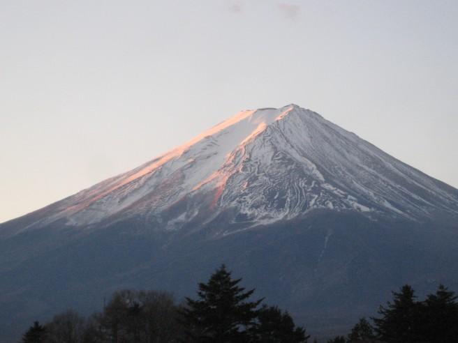 12月31日富士山