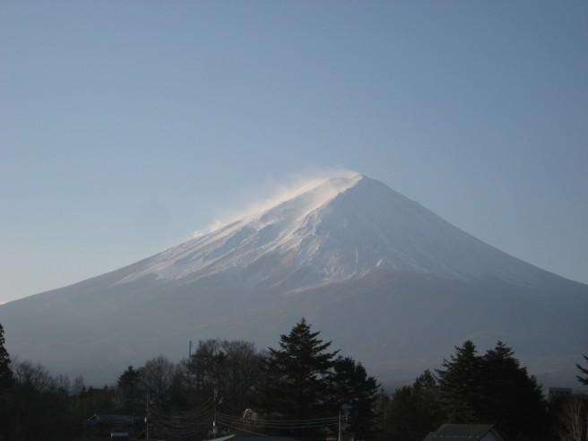 1月2日富士山