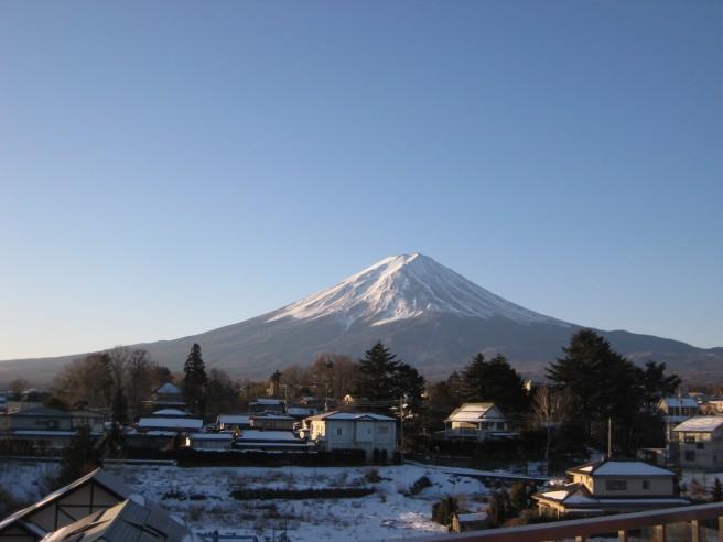 2月3日富士山