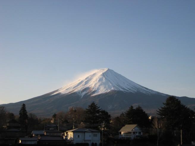 2月9日富士山