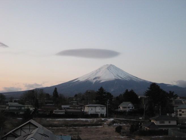 2月10日富士山
