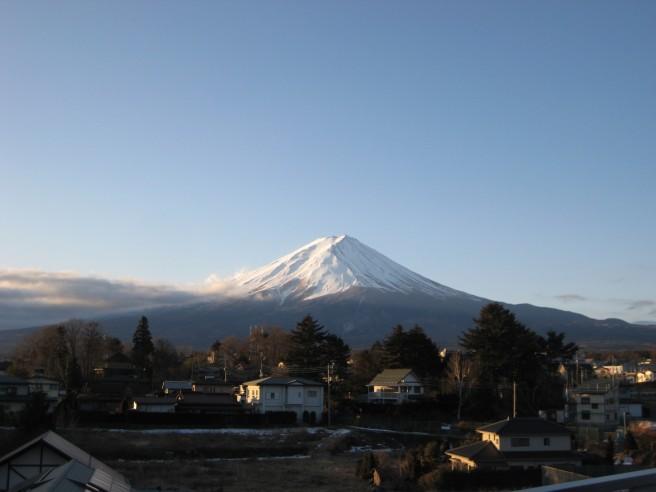 2月11日富士山