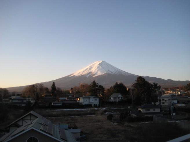 2月12日富士山