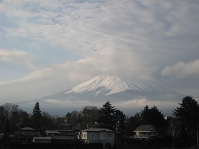 2月13日富士山
