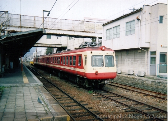 長野電鉄長野線-須坂01