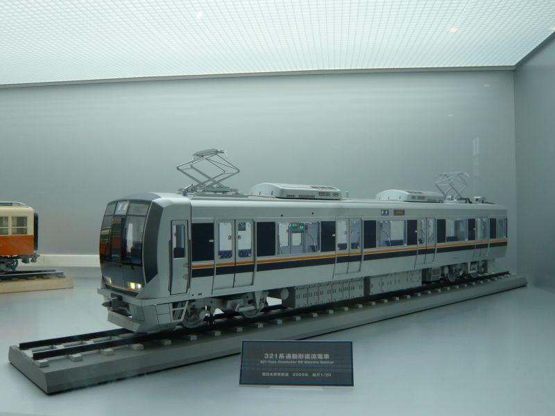 321系通勤型直流電車