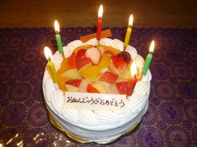 OKINAのケーキ