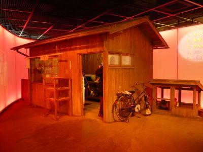 「チキンラーメン」開発当時の研究小屋