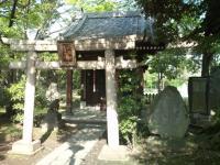 恵比寿神と大国神の三囲神社