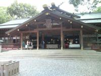猿田彦神社ご本殿