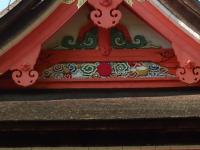 日御碕神社 装飾