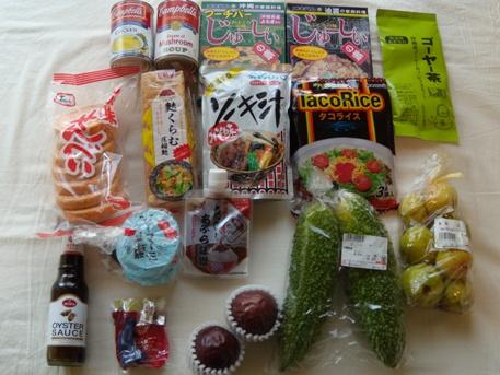2010.8.17 沖縄の食料品  (2)
