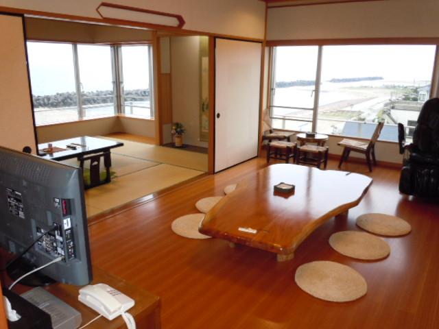 鳥取旅行 部屋2