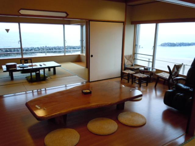 鳥取旅行 部屋3