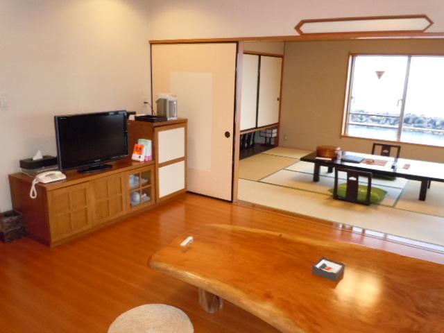 鳥取旅行 部屋6