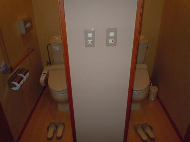 鳥取旅行 トイレ
