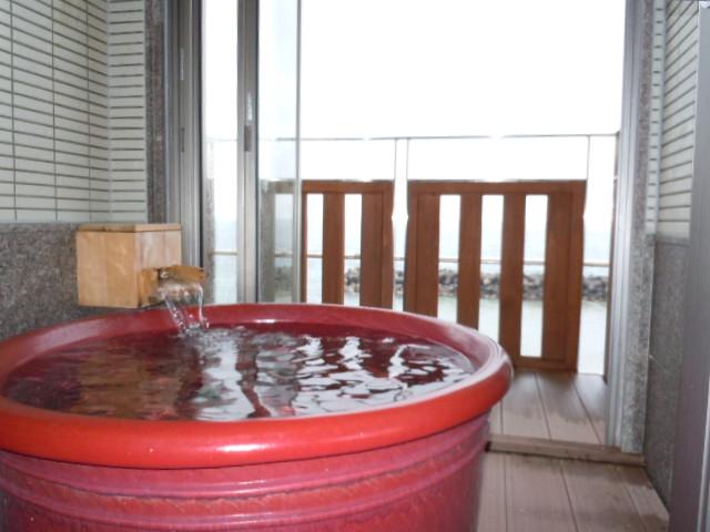 鳥取旅行 室内風呂2