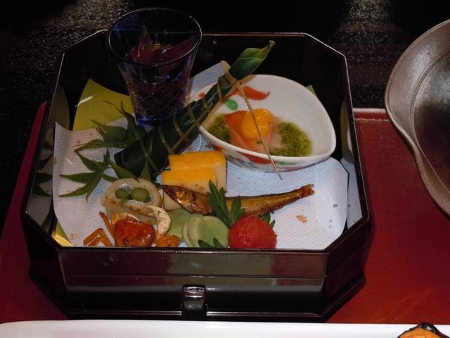 鳥取旅行 夕食3