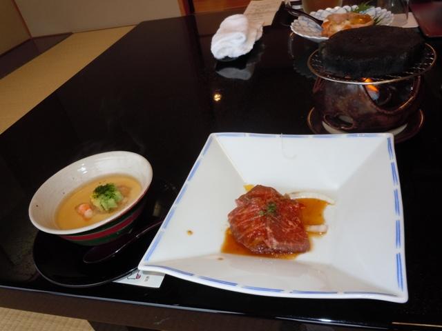 鳥取旅行 夕食4