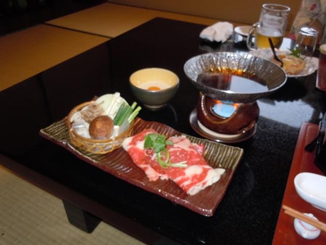 鳥取旅行 夕食5