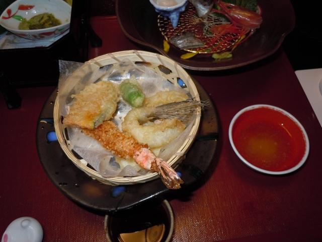 鳥取旅行 夕食6