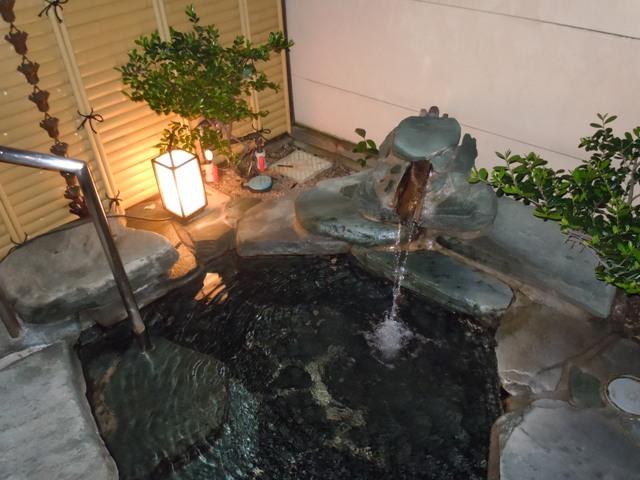 鳥取旅行 貸切風呂3