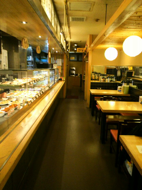 浪速日本橋食堂