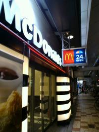 マクドナルド 日本橋店