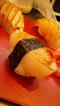 豪快 立ち寿司