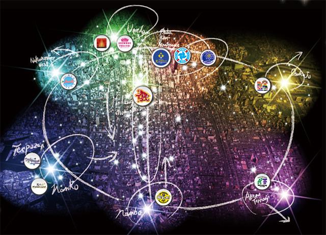 イルミマップprogram_map