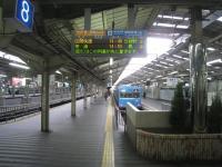 JR天王寺駅8番ホーム