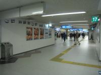 JR天王寺駅中央回廊1