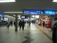 JR天王寺駅中央回廊2