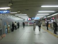 JR天王寺駅中央回廊3