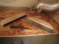 壁紙屋本舗の壁紙貼り道具