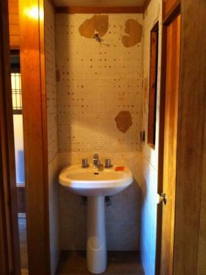 1F洗面台とちゅう