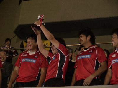 プレートトーナメント優勝(JAPAN SELECT C)