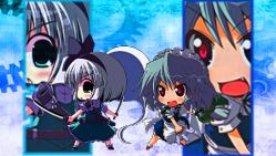 咲夜&妖夢1(PSP)