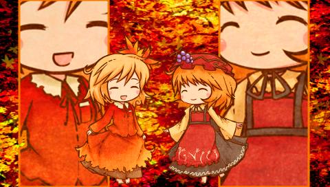 静葉&嬢子1(PSP)