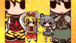ナズーリン&寅丸2(PSP)