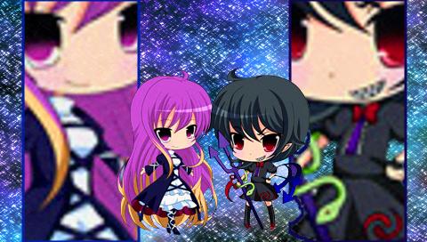 ぬえ&聖1(PSP)