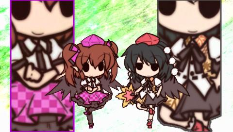 文&はたて2(PSP)