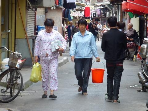 中国人マナー