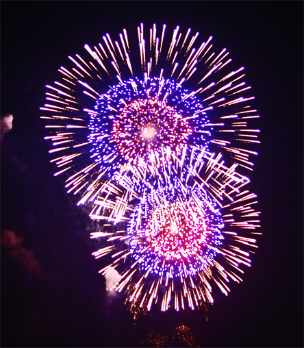 東京湾大華火祭