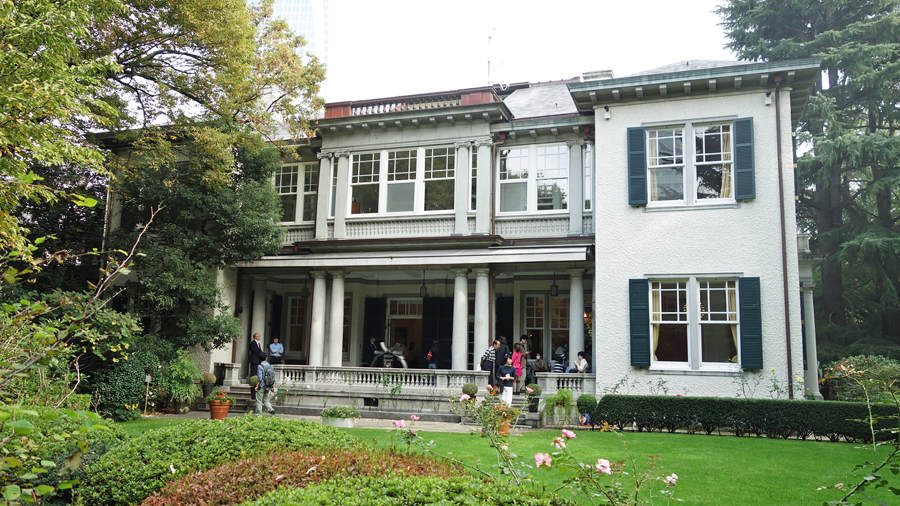 オランダ大使公邸