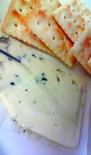 110514 チーズ&クラッカー